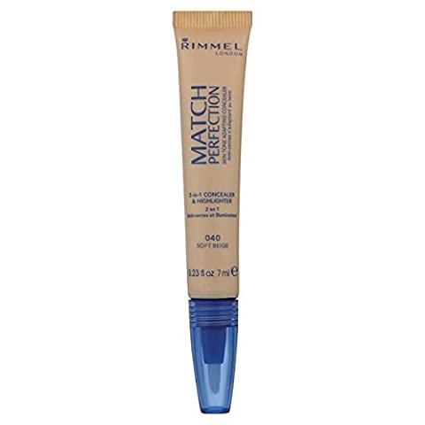 Rimmel Match Perfection Concealer Soft Beige 40