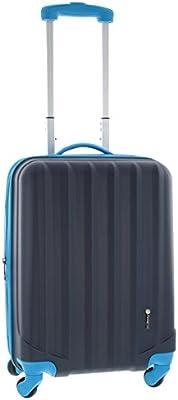 Pianeta / Ibiza Trolley maleta de viaje equipaje de mano maleta, Maleta rígida, Material de 100% ABS, 4 ruedas
