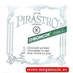 CUERDA VIOLA - Pirastro (Chromcor 329420) (Cromo) 4ª Medium Viola 4/4