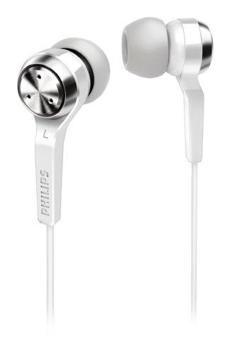 Tv Ohren (Philips SHE8500WT/10 Kopfhörer (1,2 m Kabellänge) In-Ear weiß)