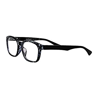 Archgon GL-B111-BL Fashion Computer Glasses Anti Blue Light UV Protection A+ Crystal Tempered Lens Model Paris Romance