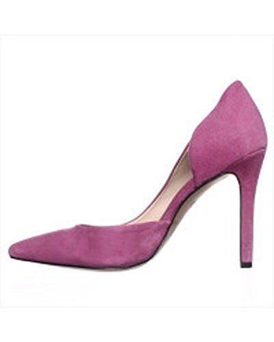 jessica-simpson-claudette-donna-d-orsay-pompe-abito-scarpe-taglie-uk-rosa-pink-38-eu