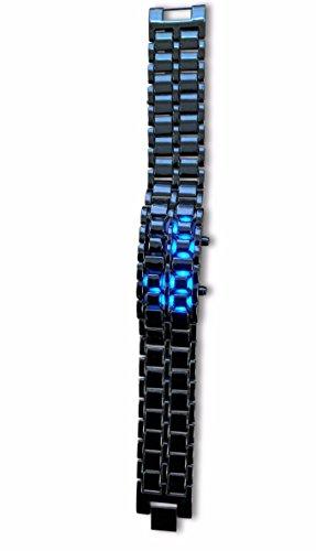 led-gunmtal-gris-avec-bleu-led-lave-sans-visage-bracelet-style-mode-2014-mode
