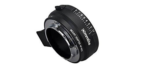 commlite-cm-nf-nex-sony-e-mount-cable-para-camara-fotografica-adaptador-adaptador-para-objetivo-foto