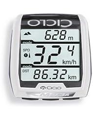 Ciclosport Fahrradcomputer mit Höhenmessung und Herzfrequenz Digital CM 9.3A Plus, 10104900