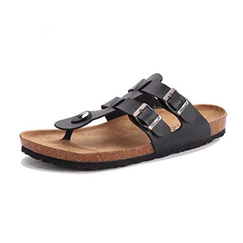 Erwachsene Kork flip Flop Sandalen schlupf auf