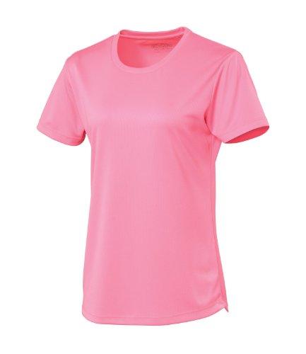 AWDis - Maglia sportiva -  donna Electric Pink
