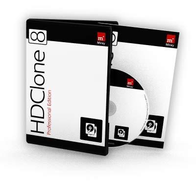 HDClone 8 Professional Edition (Box, deutsch) - Kopieren | Backup | Datenrettung - Auslaufversion Sonderaktion