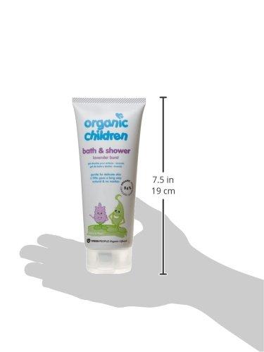 Green People Organic Children Bath & Shower - Lavender (200ml)