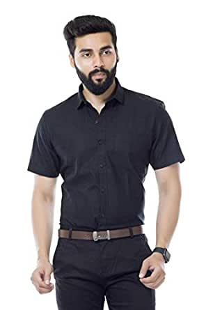 FIFTH ANFOLD Men's Slim Fit Formal Shirt