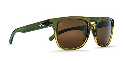 Kaenon Leadbetter Polarisierte Sonnenbrille, Grün, 037SEGSNK-B120-E