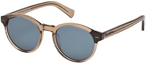 occhiali-da-sole-ermenegildo-zegna-ez0081-c51-45v-shiny-light-brown-blue