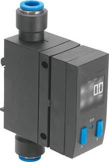 Preisvergleich Produktbild SFAB-200U-HQ8-2SV-M12 565394 Durchflusssensor Zulassung:RCM Markc UL us - Recognized (OL)