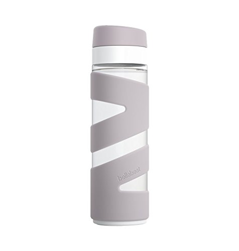 Bellabeat Botella de agua inteligente violeta primavera (IOS & Android)