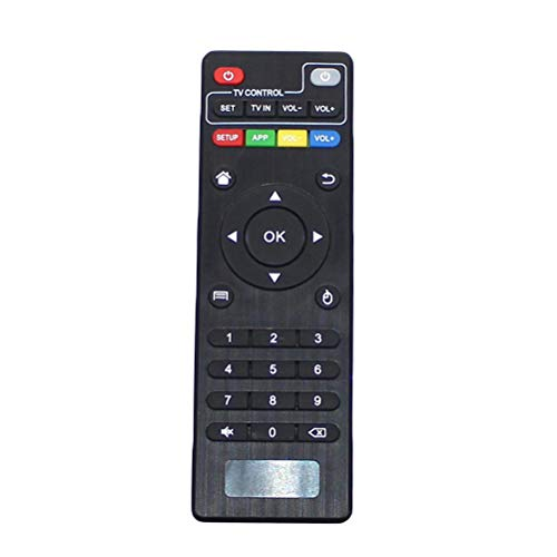 Healifty Controlador Remoto Universal para PC para MXQ-4K Televisión  MXQ-Pro STB TV Box IPTV