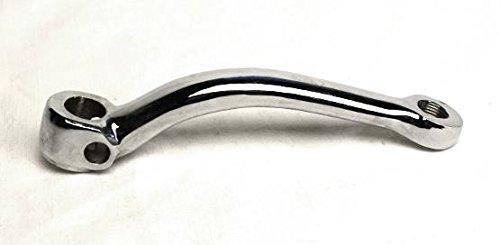 Preisvergleich Produktbild Pedal, Tretkurbel links 135mm für Hercules, Zündapp & Kreidler Mofas