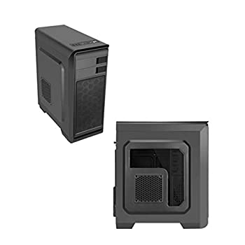 PALICOMP Gaming PC INTEL Coffee Lake Core i3 8100 3.6Ghz - 8GB DDR4 2133Mhz RAM - 1TB Sata3 HDD - NO OS - INTEL HD Graphics - CAS1W