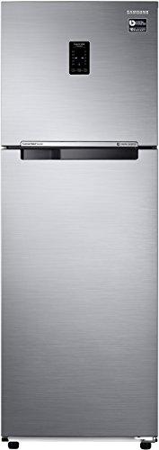 Samsung RT34K3743S8/HL Frost-free Double-door Refrigerator (321 Ltrs, 3 Star Rating, Elegant Inox)