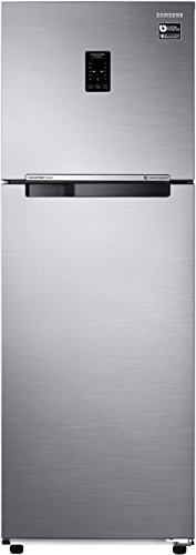 Samsung 321 L 3 Star Frost-free Double Door Refrigerator (rt34k3743s8/hl, Elegant Inox)
