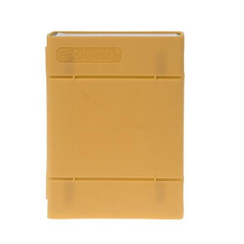 Gjyia ORICO 3,5-Zoll-Festplatte Taschen Fällen wasserdicht antistatische HDD Protector Box