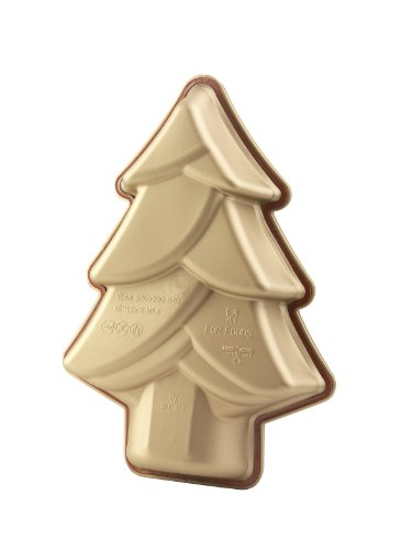 Silikomart 20.203.63.0063 SFT 203 CHRISTMAS TREE - SILICONE MOULD 280X200 H 40 MM