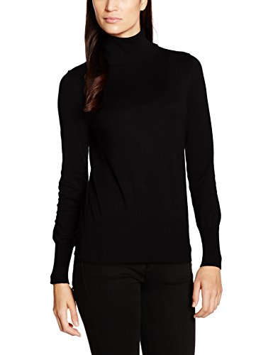 Betty Barclay Knitted, Pull Femme Noir (Black)