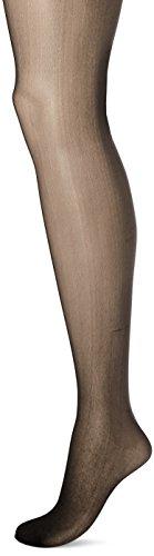 Leg Avenue Feinstrümpfe mit Hüftgürtel in Strapsoptik O/S, 1 Stück (Crotchless Strumpfhalter)