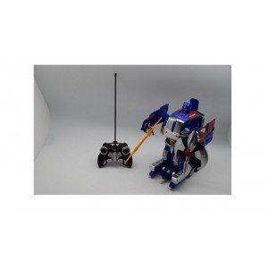 Lena - Transformers 50120017. Autobot Optimus Prime di controllo del robot Radio.