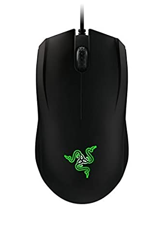 RAZER Abyssus 2014 - Souris Gaming Essentiel, Gaming Mouse Ambidextre - 3.500 dpi & 3 Boutons Programmables