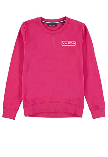 Marc O' Polo Kids Mädchen 1/1 Arm Sweatshirt, Rosa (Azalea|Pink 2080), 110