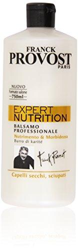 Franck Provost Balsamo Professionale per Capelli Secchi Sciupati - 750 ml