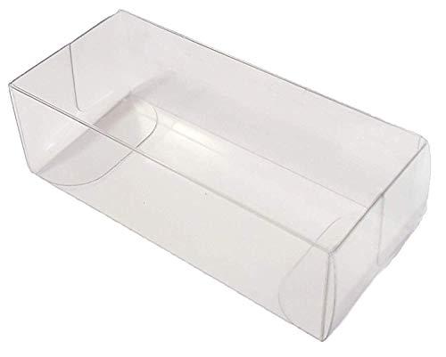 Irpot - 100 x scatola portaconfetti in plastica 12390 9 x 3 x 2 cm