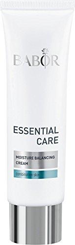 BABOR ESSENTIAL CARE Moisture Balancing Creme, leichte Gesichtspflegecreme, für Mischhaut und fettige Haut, vegan, 50 ml -