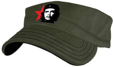 Collector's Mine Che - Youth Green Military Baseball Cap