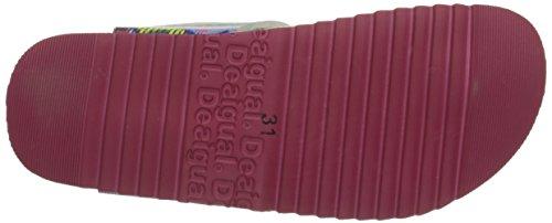 Desigual Bio 3, Sandales fille Rose (3022 Pink)