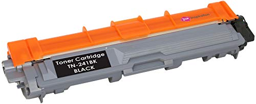 Schwarz Premium Toner kompatibel für Brother TN241 HL-3140CW HL-3142CW HL-3150CDW HL-3170CDW DCP-9020CDW MFC-9130CW MFC-9140CDN MFC-9330CDW MFC-9340CDW | TN-241BK 2.500 Seiten (Schwarz Toner Hl-3170cdw)