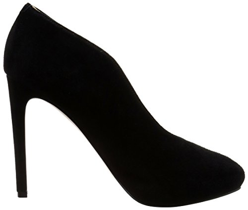Pump Nine Suede Dress Ouest Nadya Black