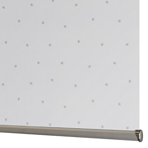 Rufflette Estrellas, Estor, de Altura: 90cm (3pies), Anchura: 190cm, poliéster, Starlight, 90x 5x 5cm