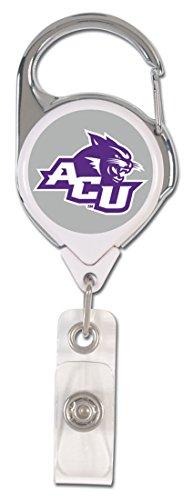 Abilene Christian University Wildcats Premium Ausweishalter (Christian Polo-shirts)