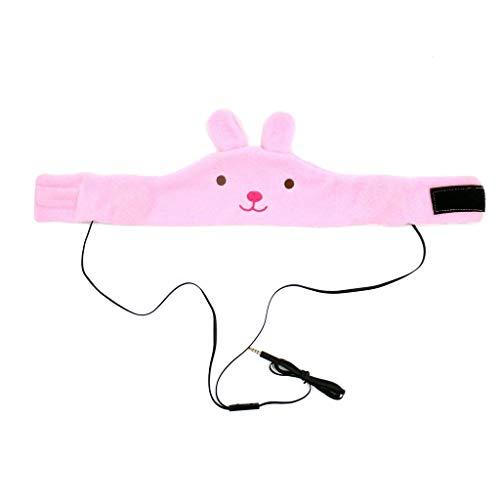 Lopbinte Kinder Headphones Volume Begrenzt Mit Einfach Einstellbare Kleinkind Kostüm Seidige Stirnband Kopfh?rer Für Kinder, Perfekt Für Flugr Eisen Hase (Einfach Kleinkind Kostüm)