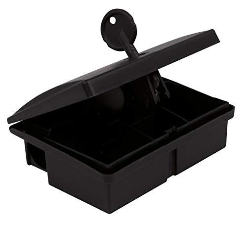 Zoom IMG-1 kb scatola esca mouse nero