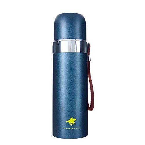 Zhenfa in acciaio inox pallottola isolamento sling-cup all'aperto sport tazza portatile portatile 500ml