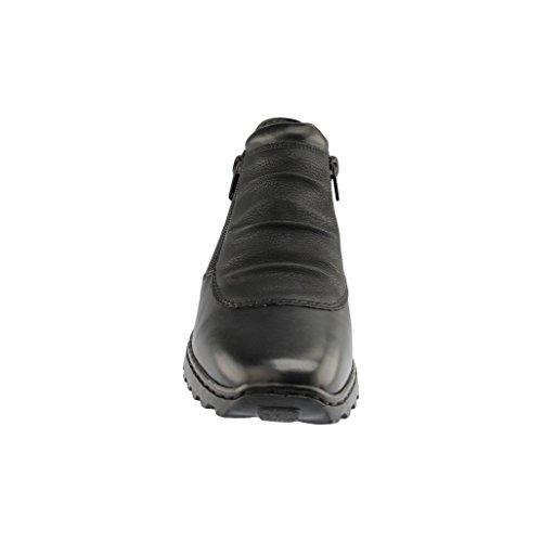 40692 Ankle Senhoras 01 Preta Boot Rieker qdCtS8wq