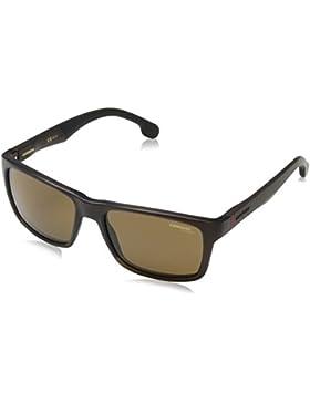 Carrera 8024/LS SP, Gafas de Sol Unisex-Adulto, Matte Brown, 57