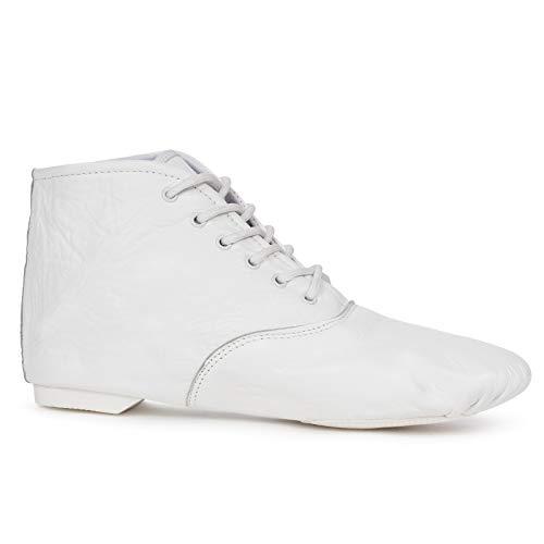 Kostov Sportswear Gardestiefel Solo Dance (extra weiches Leder), weiß, Gr.38