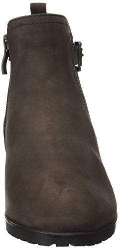 Caprice 25350, Stivali Chelsea Donna Marrone (Brown Nub.mul.)