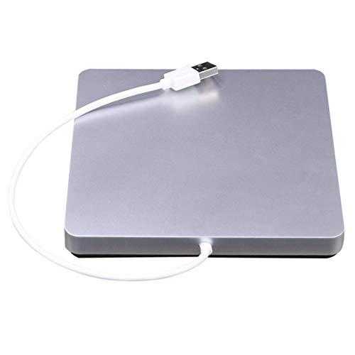 Lorenlli Ranura Externa USB DVD CD RW Drive Burner