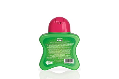 Pink Guppy Pink Guppy Kids Green Apple Shampoo with Conditioner Gentle, No Tears, Detangling Formula