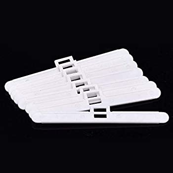 240 clips of vertical blind beaded clip chain to fit 89mm//3.5inch louvres//slat