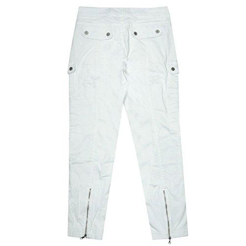 Mac, Stretch Jeans, Alexa Worker,glatte Baumwollqualität,weiss [14744] Weiß